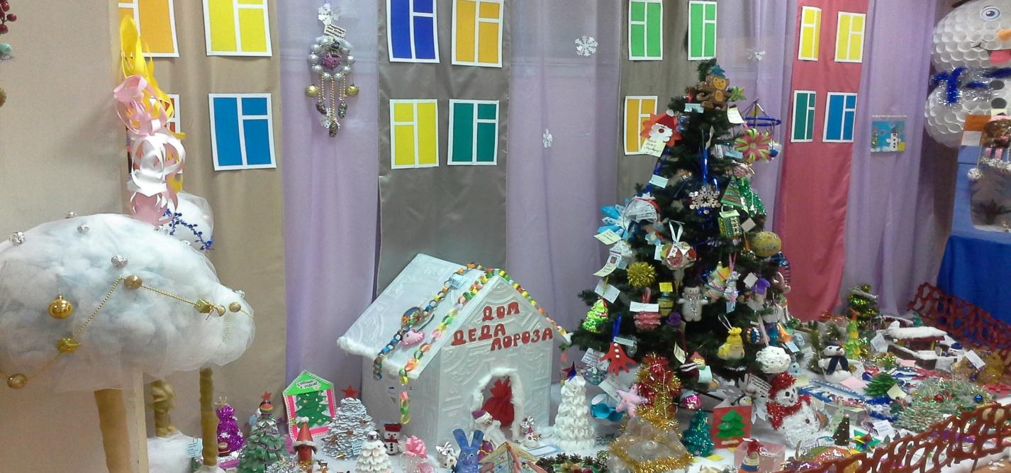 Конкурс новогодних игрушек своими руками в школе
