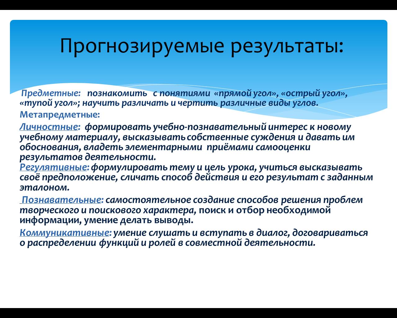 Презентация слайды о себе