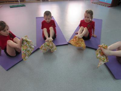 Фото дети профилактика плоскостопия